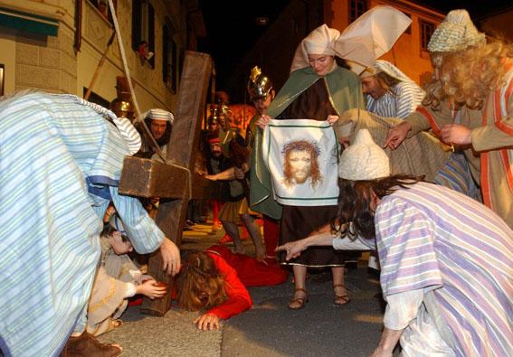 Mendrisio – Processioni storiche – Cristo