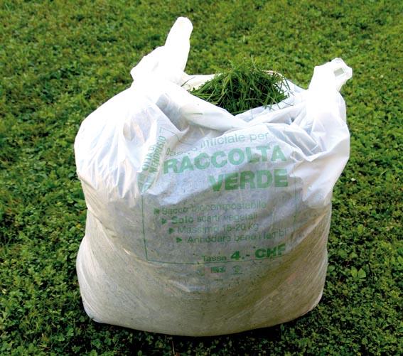 sacco scarti vegetali