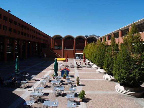 Piazzale alla Valle Mendrisio