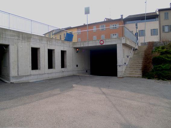 Autosilo Piazza Baraini Genestrerio