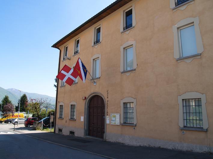 Casa Pessina Ligornetto