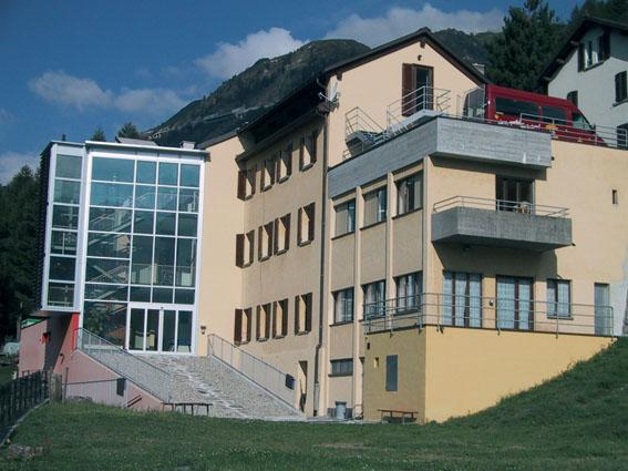 Casa al Mulino_Airolo