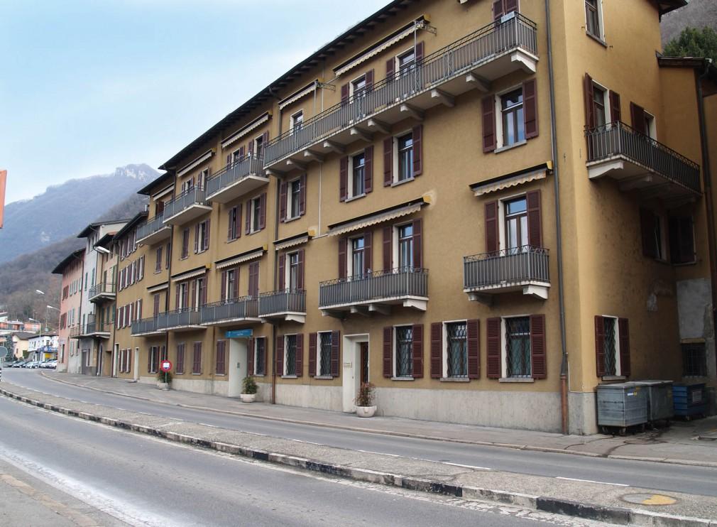 Casa anziani Capolago