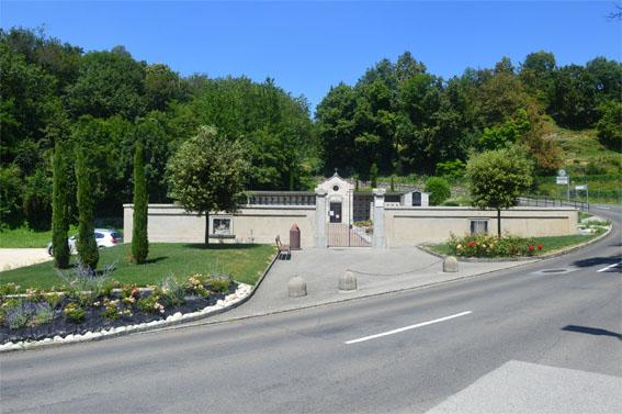 Cimitero Besazio web