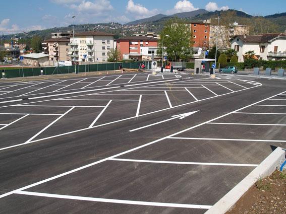 Parcheggio via Campo Sportivo