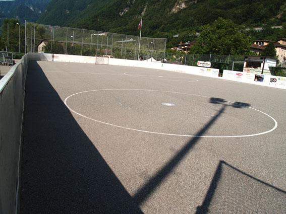 Pista inline hockey Capolago