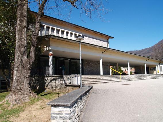 Scuola media Mendrisio