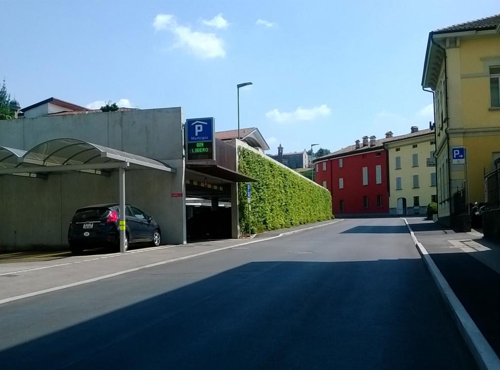 autosilo via municipio
