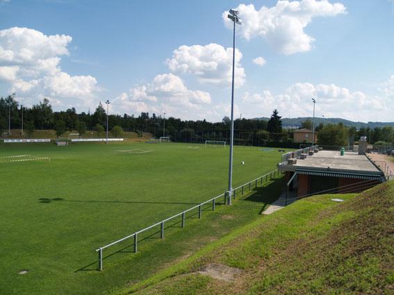 Campo sportivo Rancate