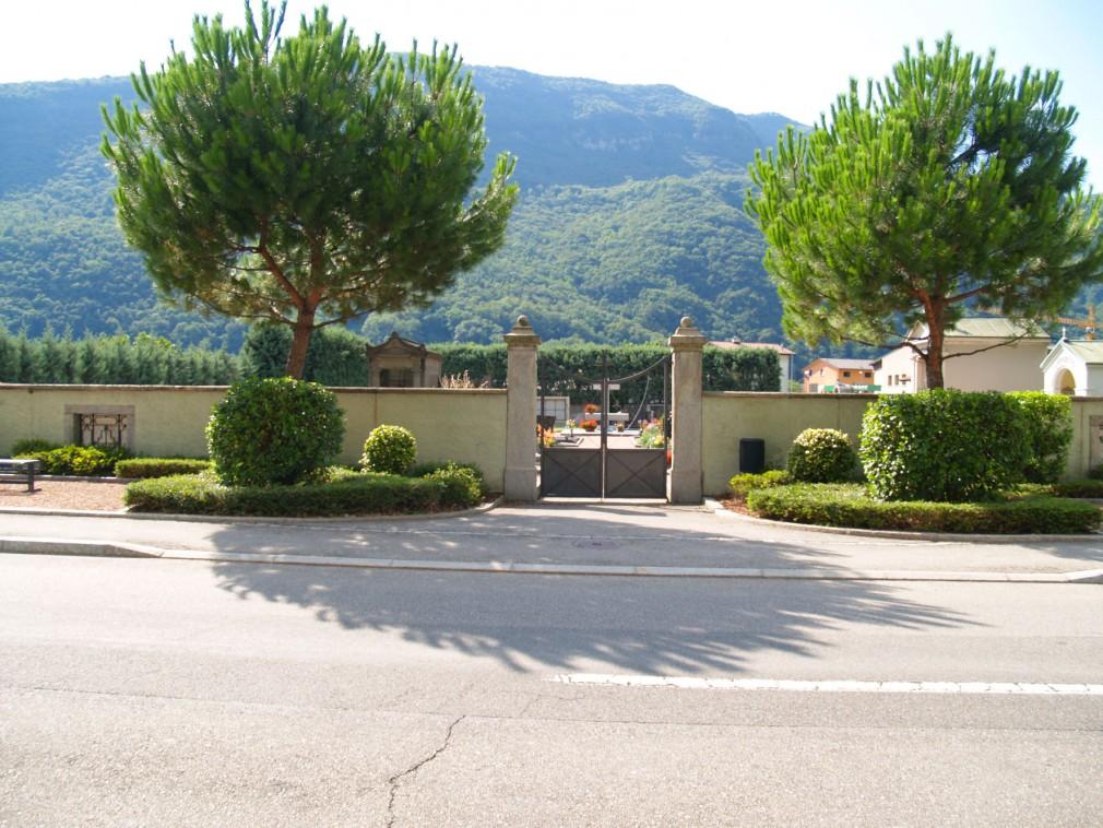cimitero Capolago
