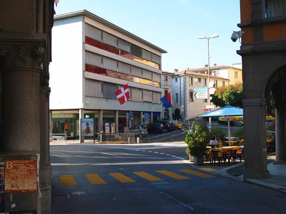 Piazza del Ponte Mendrisio