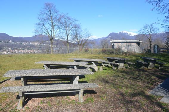 Area picnic Roccolo1