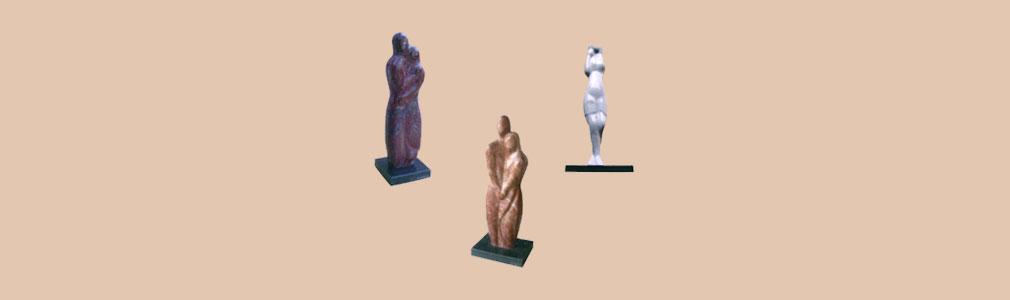 Sculture di Enrico Sala