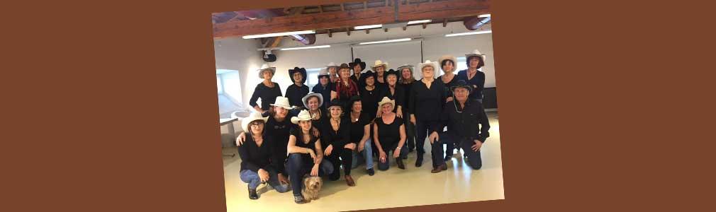 Corso di danza Country per over 60