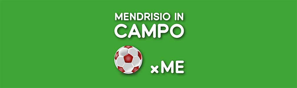 Mendrisio in campo. FIFA World Cup Russia 2018