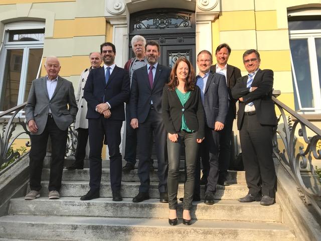 Incontro Roberto Balzaretti e Municipio di Mendrisio_maggio 2019