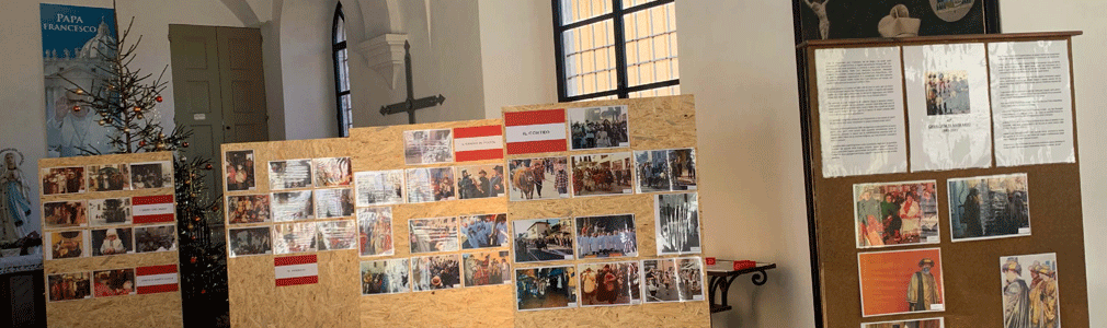 Cavalcata dei Re Magi 1981-2021. Esposizione